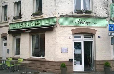 Un super restaurant : Le Vintage Café d'Albert