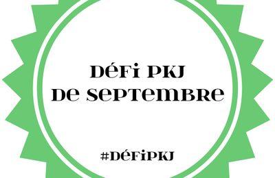 Defi PKJ septembre 17