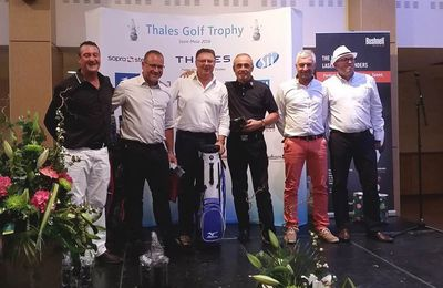 Golf : Edition 2016 du Thales Golf Trophy à Saint-Malo