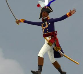 INSURRETION: Saint Domingue Toussaint et son armée