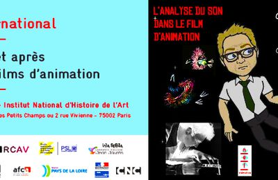 « LE DÉFILEMENT ET APRÈS – L'ANALYSE DES FILMS D'ANIMATION »