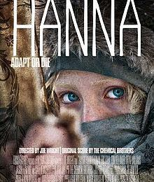 Hanna, film de Joe Wright