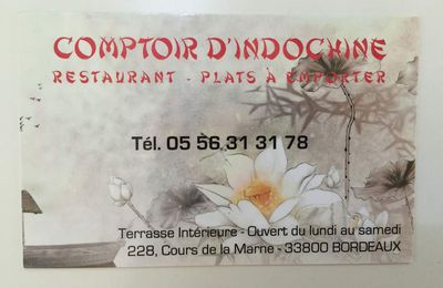Comptoir d'Indochine