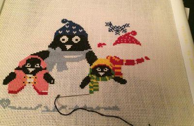 La Famille Pingouin  - Isa Vautier #2