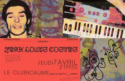 Meconium Editions et Jean Louis Costes