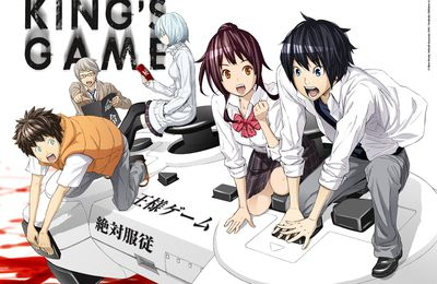 Animés/mangas #13 : King's Game Spiral, Extreme et Origin (1)