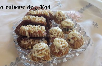 BISCUITS AUX AMANDES ET FRUITS CONFITS