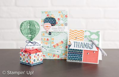 STAMPIN 'UP  Promotions Liste des articles en fin de série