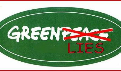 Quand Greenpeace se trouve traîné devant les tribunaux – une réponse au Monde