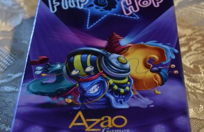 On a fait danser les escargots avec Flip Hop (Azao Games)