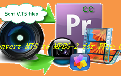 How to edit MTS files for Premiere Pro CC on Yosemite