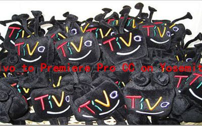 Encode Tivo to MPEG-2 for Premiere Pro CC on Yosemite