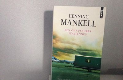 Les chaussures italiennes, de Henning MANKELL