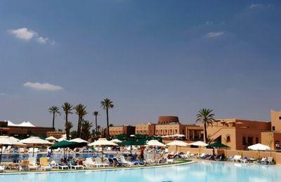 J ai aimé le club Marmara Madina de Marrakech