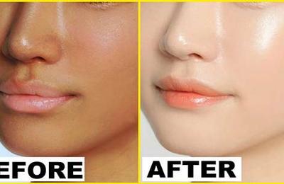 Faites ceci pendant 15 minutes avant d'aller au lit, il peut changer votre teint de peau pendant la nuit