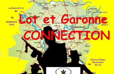 Lot et Garonne connection sélection officielle festival de CAME 2019.