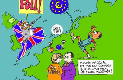 EUROPE : LES ANGLAIS SE TIRENT EN PREMIER !