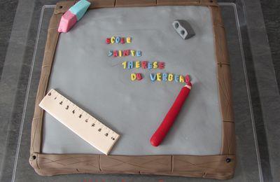 Gâteau Fête de l'école