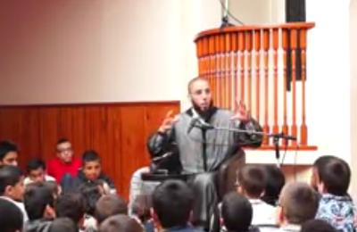 VIDEO. A Brest, quand un imam explique la musique aux enfants... c'est surnaturel