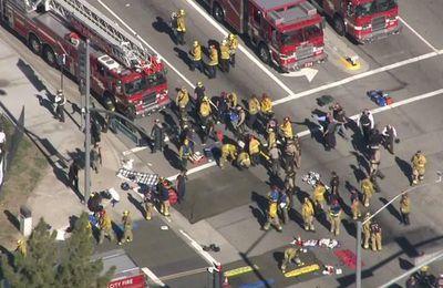 Californie : au moins 14 morts dans une fusillade