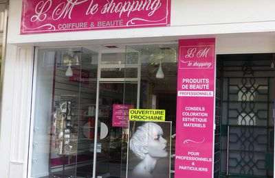 Nouveau magasin en centre ville: L'M le shopping