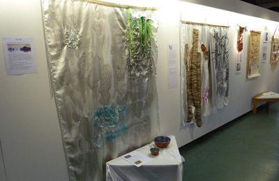 Fiber Art pour la seconde fois au centre culturel