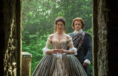 The Outlander Book Tag