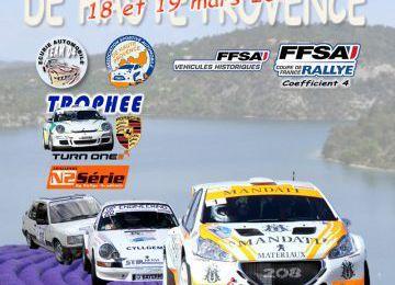 Rallye de Haute-Provence