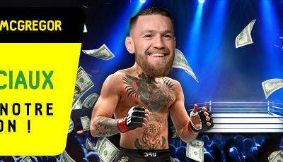 Mayweather vs McGregor - Pariez sur le combat le plus médiatisé