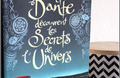 [Chronique] Aristote et Dante Découvrent Les Secrets De l'Univers, Benjamin ALIRE SAENZ.