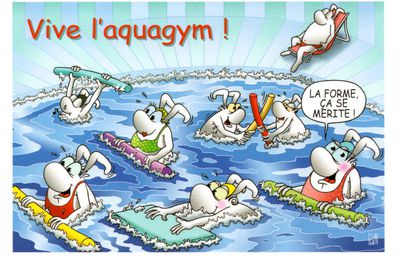 NATATION OU ...SEDUCTION !