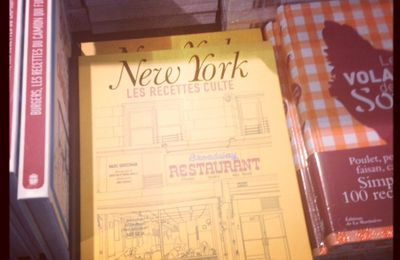 New York recettes culte
