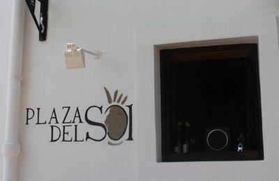 Plaza del sol à Ibiza