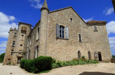 Le Castel Biel de Bruniquel.