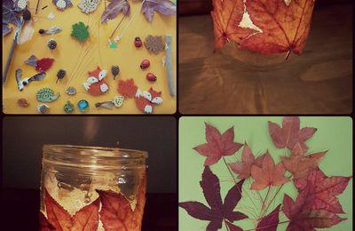 Collages d'automne