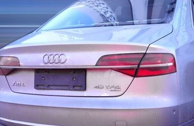 Audi A8L 40TFSI maybe with 2.0T engine