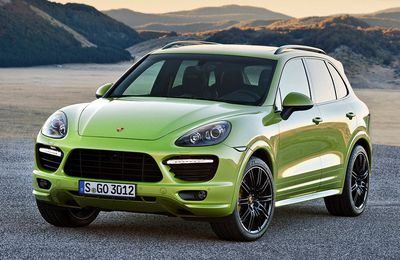 Porsche Cayenne can no longer start after hot car flameout