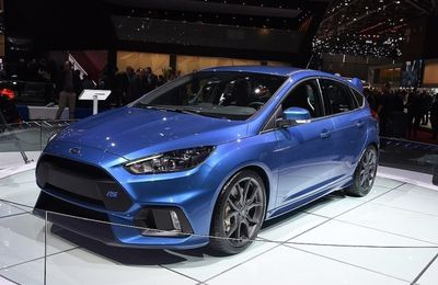 The new Focus RS into environmental protection directory