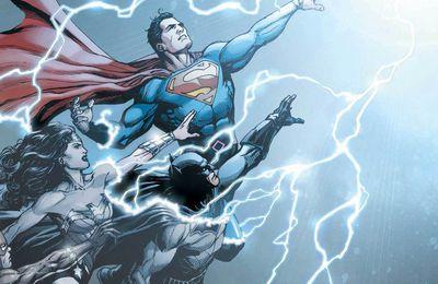 DC Rebirth