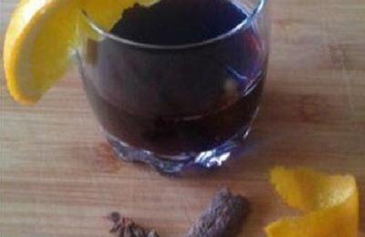 Vin chaud aux épices (Thermomix)