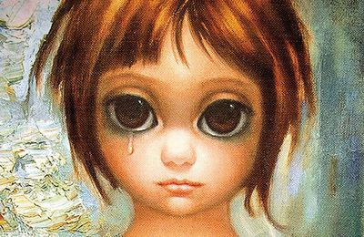 Big Eyes de Tim Burton