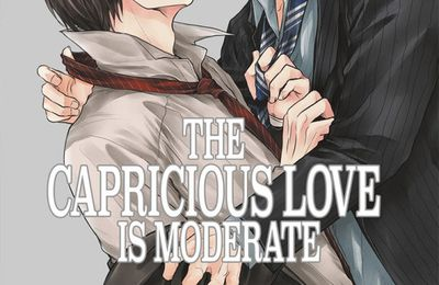 The capricious love is moderate