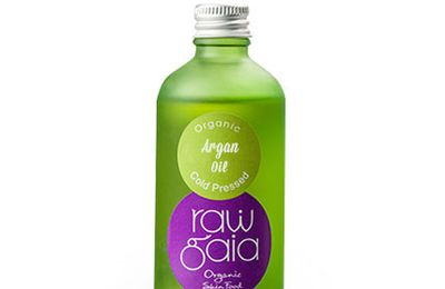Huile d Argan Raw Gaia by Jessica-Raw Gaia By Jessica Argan Oil