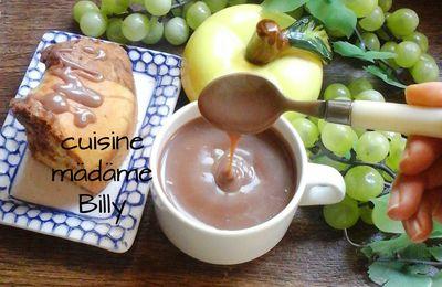 Sauce pour décorer les gâteaux صلصة لتزين الكعكات