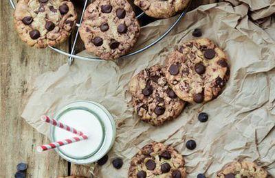 Des cookies moelleux