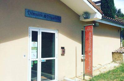 Boutique et Musée Eyguebelle à VALAURIE (26)
