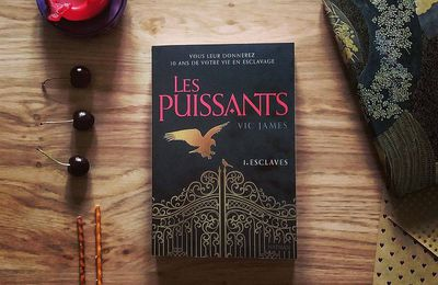 Les Puissants de Vic James, de la fantasy cruelle british !