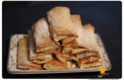 Nems Pommes Speculoos Chamallows