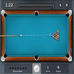 Games Billiard Single Player