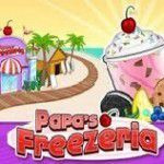 Games Papas Freezeria
